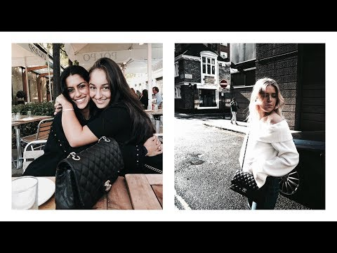 LONDON VLOGG DAG 2 & 3 - SHOPPING & OUTFITS│ LOUISE JORGE