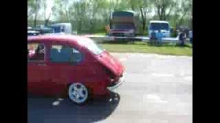Fiat 600 Enfierracer