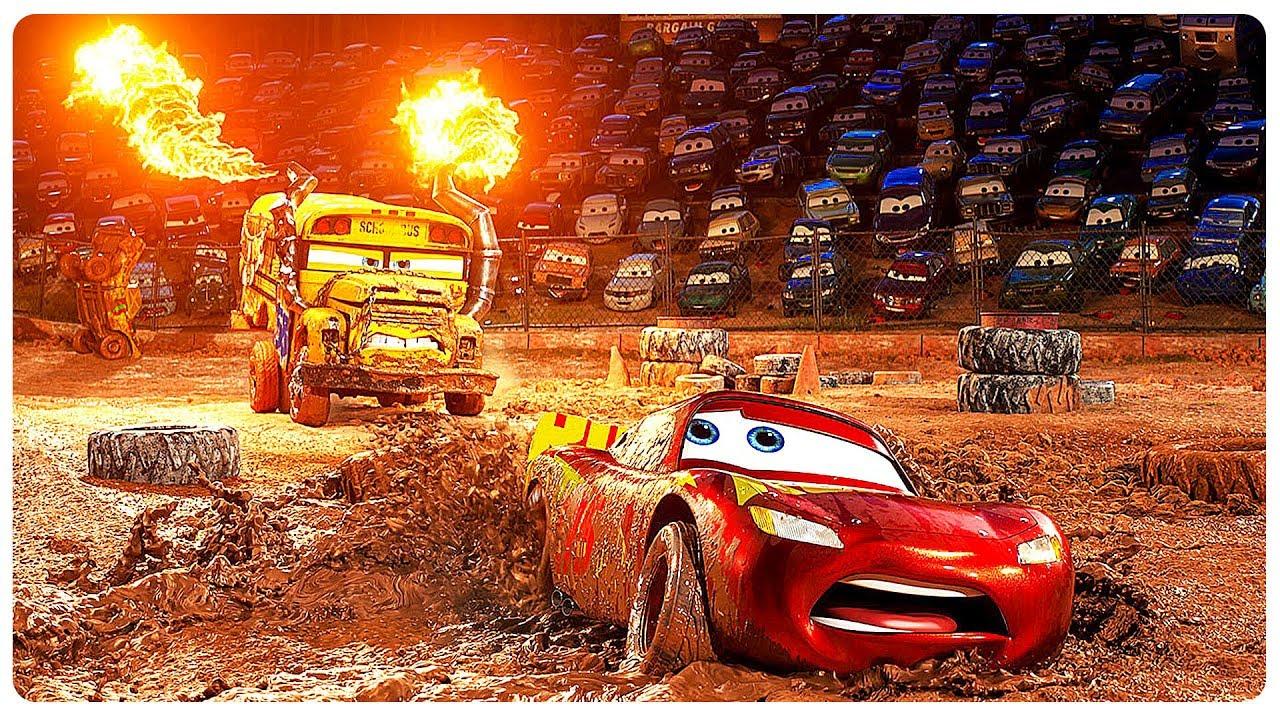 cars 3 movie clips all trailer 2017 disney pixar