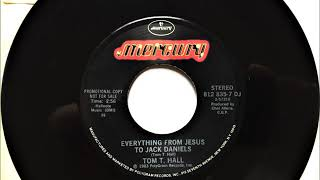 Everything From Jesus To Jack Daniels , Tom T. Hall , 1983 YouTube Videos