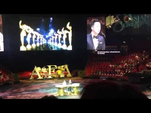Donnie Yen, Sandra Ng, Irrfan Khan - 2014 Asian Film Awards - Meniscus Magazine
