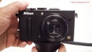 Nikon Coolpix A Review Hands on full HD