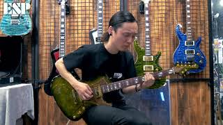 ESP Guitars: 2018 ESP Exhibition Limited EX18-28 STREAM-GT CTM [4K]