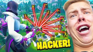 10 PEINLICHE Hacker in Fortnite!