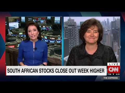 JSE CEO shares SA Tomorrow's objectives with CNN