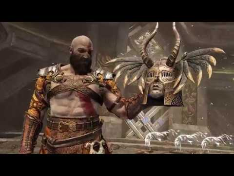 God of War (PS4) SUMMON GLITCH CHEAT EXPLOIT - easy killing Valkyries and  other bosses!