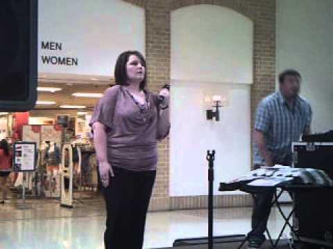 Stephanie @ Walnut Square Mall in Dalton, GA