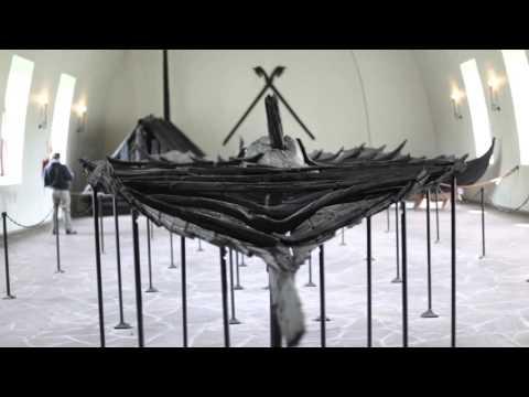 Oslo: il Museo delle Navi Vichinghe