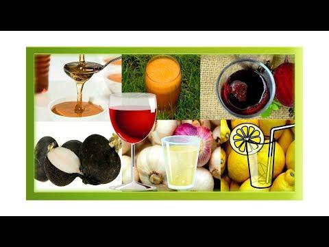 Метод чистки сосудов — 7 стаканов.