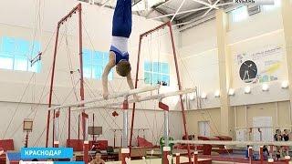 Кубанские гимнасты соревнуются за звание лучших в крае