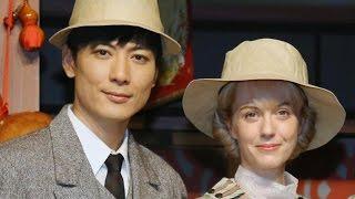 NHK連続ドラマ「マッサン」 動画 玉山鉄二 シャーロットケイトフォックス 画像集