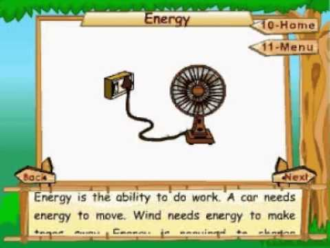 Learn Science - Class 4 - Force, Work And Energy - YouTube