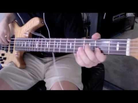 Muse - Hyper Music (Bass Cover)