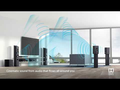 Sony | Dolby Atmos Enabled Speakers