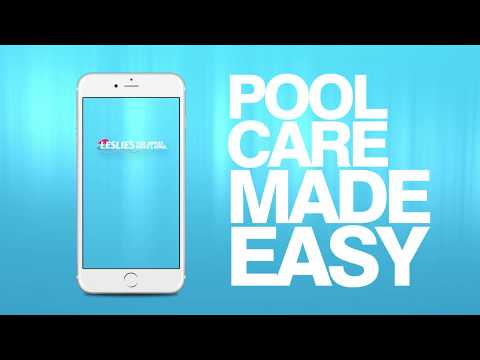 The Leslie S Pool Supplies Makes It Easy To Have Perfectly Balanced You Can Now Quickly Run A Water Test At Home And Immediately Get