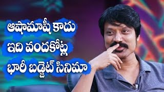 The reason behind the suspension of pawan kalyan and sj surya movie   latest interview