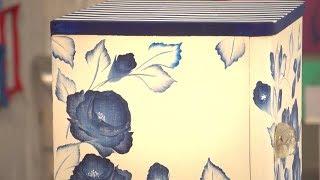 🖼 Técnica: Pintura decorativa doble carga