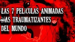 Las 7 películas animadas más traumatizantes del mundo