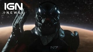 mass effect andromeda release date seemingly given away ign news