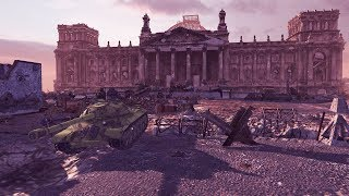 Battle for Berlin 1946 - Germans Recapture Reichstag | Men of War: Assault Squad 2 Gameplay