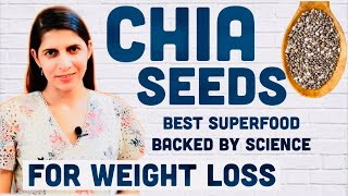 Chia Seeds For Weight Loss, Boost Metabolism   Benefits, How to Consume & Recipes   True Herbs