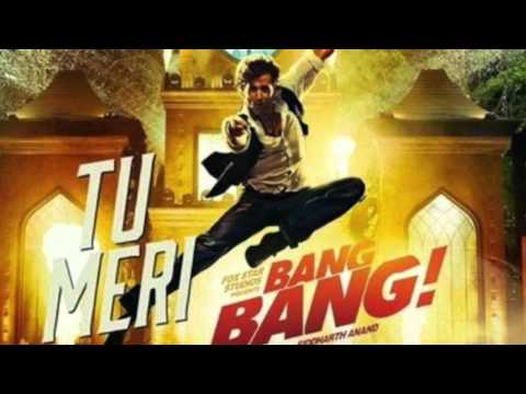 TU MERI FULL SONG BANG BANG ONLY AUDIO