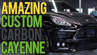 Porsche Cayenne  Hamann  by Creative Bespoke