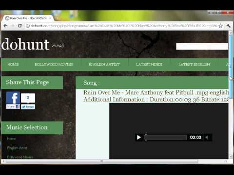 dohunt.com free mp3 download no adds no waiting time