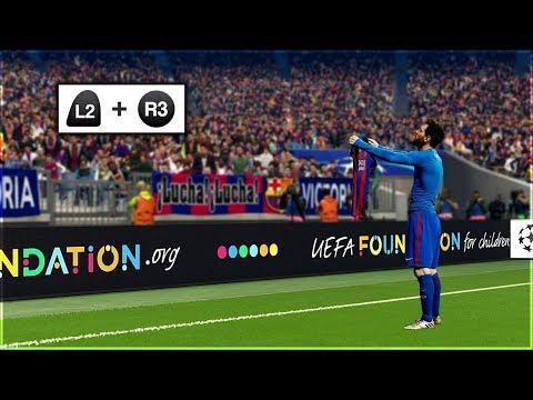 SECRET FIFA 18 CONTROLS YOU DONT KNOW
