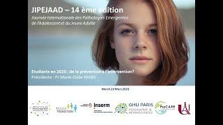 JIPEJAAD2021 - Une initiative de pair aidance - La Maison perchée