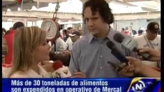 Municipio Guaicaipuro del estado Miranda se beneficia con jornada de Mercal.