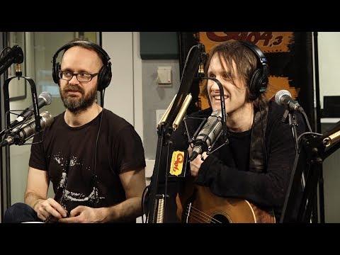 "Interview: Ash Talks ""Buzzkill,"" New Album and Performs Live in Studio"
