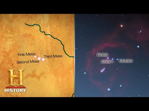 Ancient Aliens: Stars Guide an Ancient Tribe to Otherworldly Beings (Season 5) | History