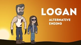 Logan Alternative Ending