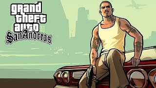Grand Theft Auto: San Andreas (GTA) Zerando ao vivo PART 4 + ZUEIRA NO FINAL