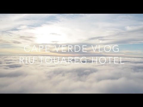 TRAVEL VLOG | Cape Verde & The Riu Touareg Hotel