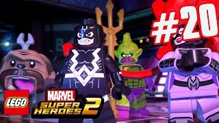LEGO Marvel Superheroes 2 - Part 20 - THE GLITCH TO MAXIMUS! (HD Gameplay Walkthrough)