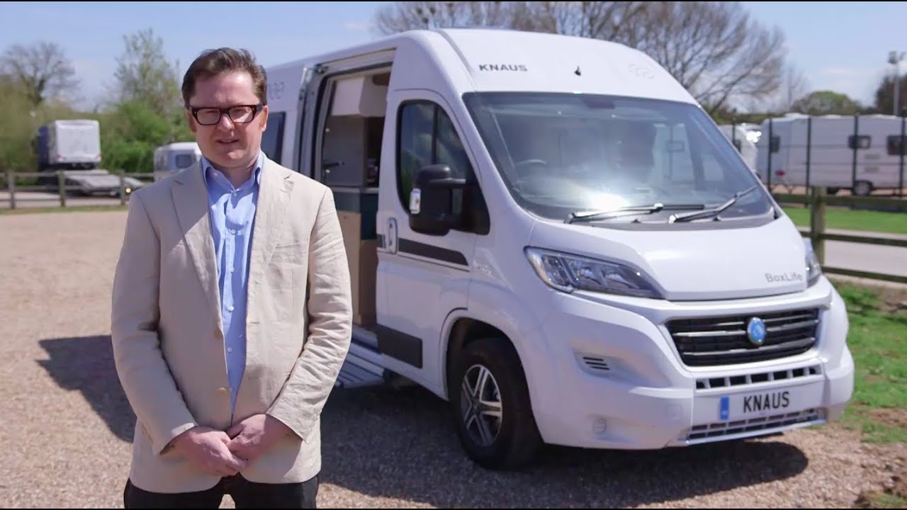 38381e5fcf The Practical Motorhome Knaus BoxLife 600 MQ review - YouTube