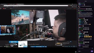 Shroud Reacts To RockyNoHands - Gamer Without Hands Top 10 Video
