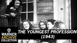 The Youngest Profession (Original Theatrical Trailer)
