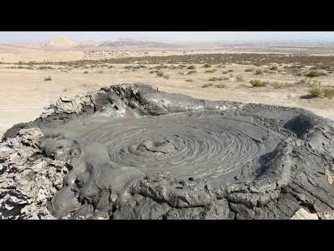 Gobustan, Azerbaijan - Mud Volcanoes