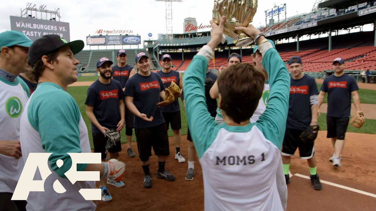 Download Wahlburgers: The Wahlbergs Win at Fenway Park (Season 5, Episode 8)   A&E