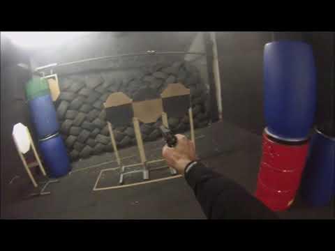 Winter Indoor Match - Doppia Azione - Tactical Force - Erba