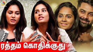 Lakshmi Priya Interview | Tamil Actress, Lakshmi ShortFilm, Dhanush, OTT