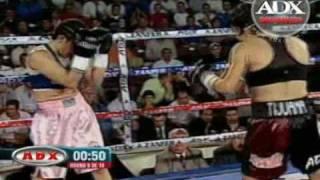 Jackie Nava vs Carmen Potenza 02