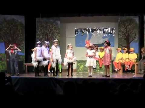THE UGLY DUCKLING  - Grade 1 play Green Hedges School