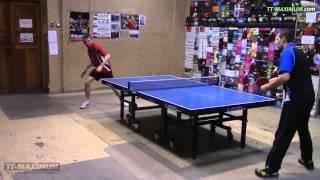 видео Настольный теннис - основания, накладки, клей, стол, ракетки для настольного тенниса, теннисный стол, тенис - Интернет магазин TTSHOP.RU