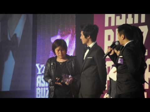 [Fancam] 091214 YAHOO! Buzz Award SS501 - (Part 1/4)
