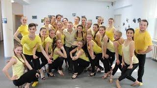 ЧКК контрольный урок по современному танцу 4 семестр 2 хт