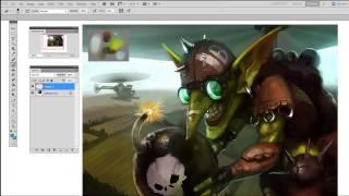 Ctrl+Paint — Цифровое рисование. Урок 3